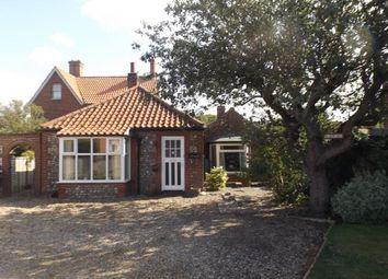 Thumbnail 2 bedroom bungalow for sale in East Runton, Cromer, Norfolk