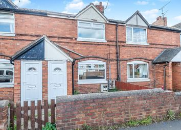 3 bed terraced house for sale in Scarsdale Street, Dinnington, Sheffield S25