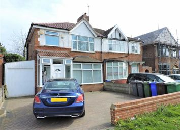3 bed semi-detached house for sale in Kingsway, Burnage, Greater Manchester M19