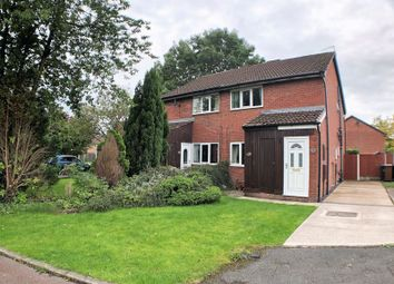Thumbnail 1 bed flat for sale in Marsh Way, Penwortham, Preston