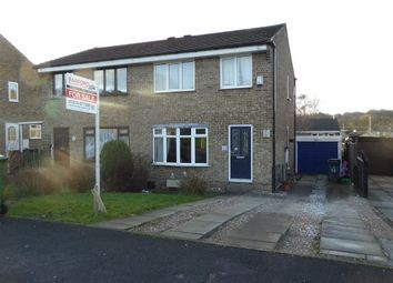 Thumbnail 3 bed semi-detached house for sale in Church Road, Birstall, Batley