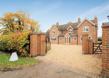 Thumbnail 5 bed detached house for sale in Emmington, Chinnor