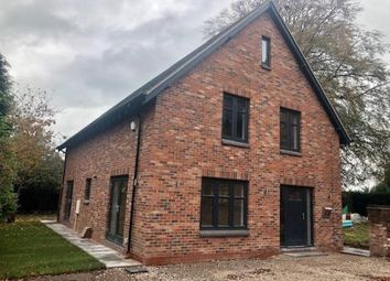 Thumbnail 5 bed detached house for sale in Fields Road, Alsager, Stoke-On-Trent, Cheshire