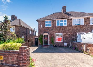 Thumbnail 3 bed semi-detached house for sale in Ridgebrook Road, London