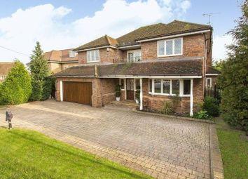Thumbnail 6 bed detached house for sale in Burton Lane, Goffs Oak, Hertfordshire