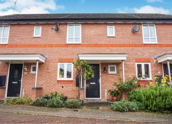 Thumbnail 2 bed terraced house for sale in Estima Close, Leicester