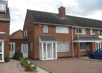 Thumbnail 2 bed end terrace house to rent in Ryton Grove, Shard End, Birmingham
