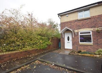 Thumbnail 2 bed end terrace house for sale in Eildon Crescent, Chapelhall, Airdrie