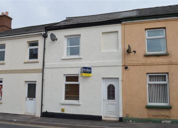 Thumbnail 2 bed terraced house for sale in Charlotte Street, Crediton, Devon