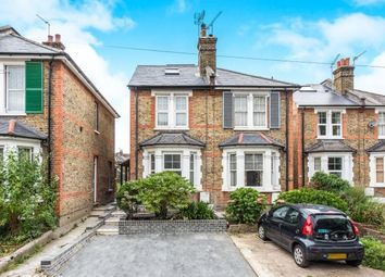 Thumbnail 3 bed semi-detached house for sale in Kingston Upon Thames, Surrey