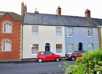 Thumbnail 4 bed terraced house for sale in Westbury, Sherborne