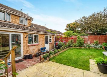 Thumbnail 4 bed semi-detached house for sale in Chadwick Close, Gravesend