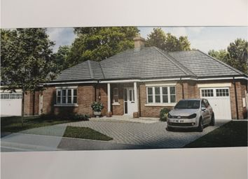 Thumbnail 3 bed detached bungalow for sale in Garden Close, Grantham