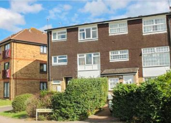 Thumbnail 4 bed terraced house to rent in Brooks Court, The Ridgeway, Hertford