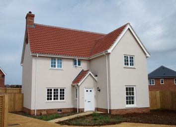 Thumbnail 4 bed detached house for sale in Harrys Way, Hunstanton