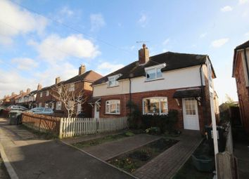 Thumbnail 3 bed semi-detached house for sale in The Chase, Tonbridge
