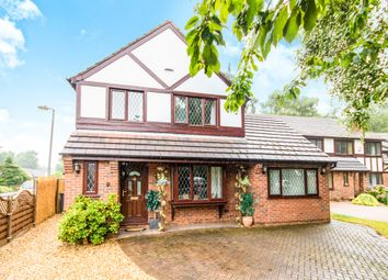 Thumbnail 4 bed detached house for sale in Tudor Road, Lincoln