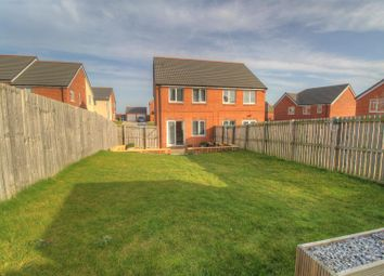 Thumbnail 3 bed semi-detached house for sale in Forest Road, Sunderland