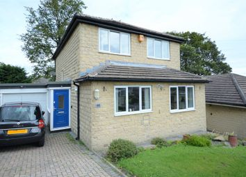 Thumbnail 3 bed detached house for sale in Heather Road, Meltham, Holmfirth