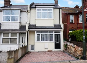 Thumbnail 4 bed end terrace house to rent in Forest Road, Torquay