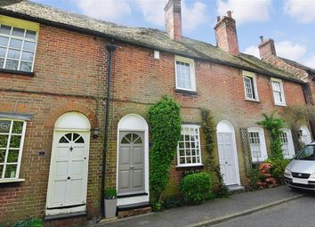 Thumbnail 2 bed terraced house for sale in Bekesbourne Hill, Bekesbourne, Canterbury, Kent