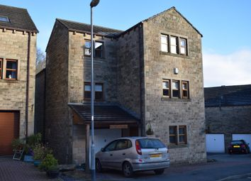 Thumbnail 5 bed detached house to rent in Clough Lea, Marsden, Huddersfield