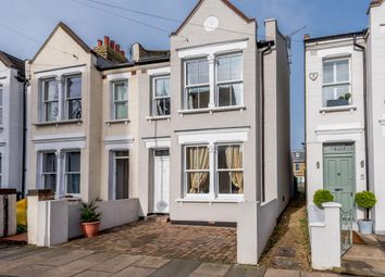 Thumbnail 4 bed end terrace house for sale in Kohat Road, London