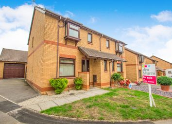Thumbnail 3 bedroom semi-detached house for sale in Heol Y Barcud, Thornhill, Cardiff
