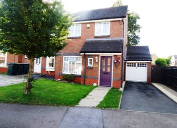 Thumbnail 3 bedroom semi-detached house for sale in Birkdale Close, Coventry