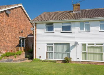 Thumbnail 3 bed semi-detached house for sale in Nevill Road, Uckfield