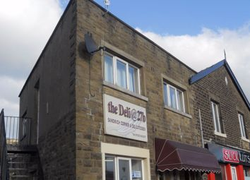 Thumbnail 1 bedroom flat to rent in Bradford Road, Riddlesden, Keighley, West Yorkshire