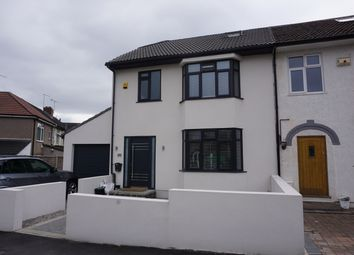 Thumbnail 6 bed semi-detached house to rent in Tenth Avenue, Filton