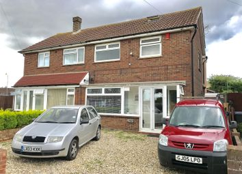 Thumbnail 3 bed semi-detached house for sale in Lister Road, Margate