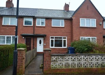 Thumbnail 3 bed terraced house to rent in Weldon Crescent, High Heaton, Newcastle Upon Tyne