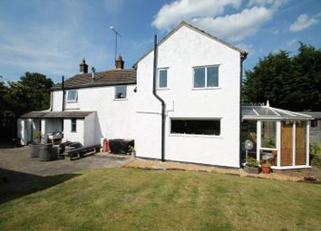 Thumbnail 4 bed detached house for sale in Leighton Road, Northall, Buckinghamshire