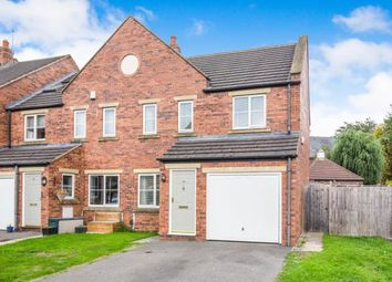 Thumbnail 3 bedroom property for sale in Rosecroft Way, York, North Yorkshire, England