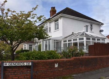 3 bed semi-detached house for sale in Gendros Crescent, Gendros, Swansea SA5