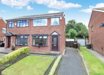 Thumbnail 3 bed semi-detached house for sale in The Oval, Rothwell, Leeds