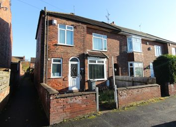 Thumbnail 3 bed semi-detached house for sale in Edward Road, Gainsborough