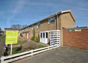 Thumbnail 3 bedroom end terrace house for sale in Sale Road, Heartsease, Norwich