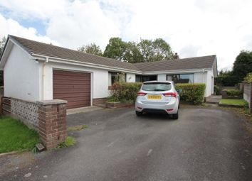 Thumbnail 3 bed detached bungalow for sale in Maes-A-Mor, Cross Inn, Nr New Quay