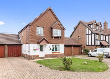 3 bed link-detached house for sale in Kings Chase, Willesborough Lees, Ashford TN24