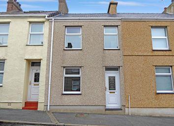 Thumbnail 2 bedroom terraced house for sale in Eleanor Street, Caernarfon