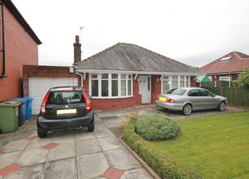 Thumbnail 2 bed detached bungalow for sale in Sandringham Road, Widnes