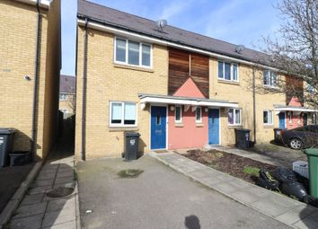 Thumbnail 2 bed end terrace house to rent in Snowden Hill, Ebbsfleet