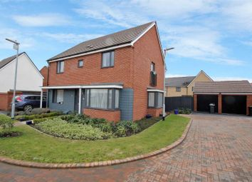 Thumbnail 4 bed detached house for sale in Ashpole Avenue, Wootton, Bedford