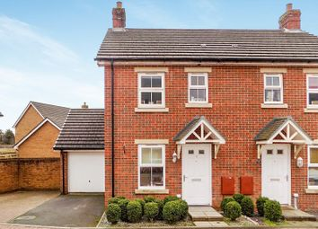 Thumbnail 2 bed semi-detached house for sale in Clos Glyndwr, Coity, Bridgend.