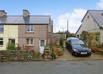Thumbnail 1 bed semi-detached house for sale in Llanllyfni, Caernarfon