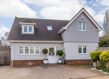 Thumbnail 3 bed detached house for sale in Bush End, Takeley, Bishop's Stortford