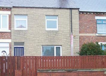 Thumbnail 3 bed terraced house to rent in Acacia Terrace, Ashington